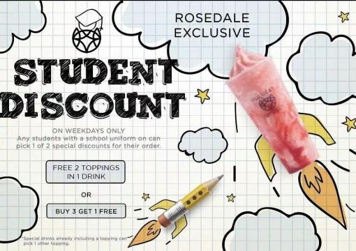 Northshore Students Discount(Long Term)